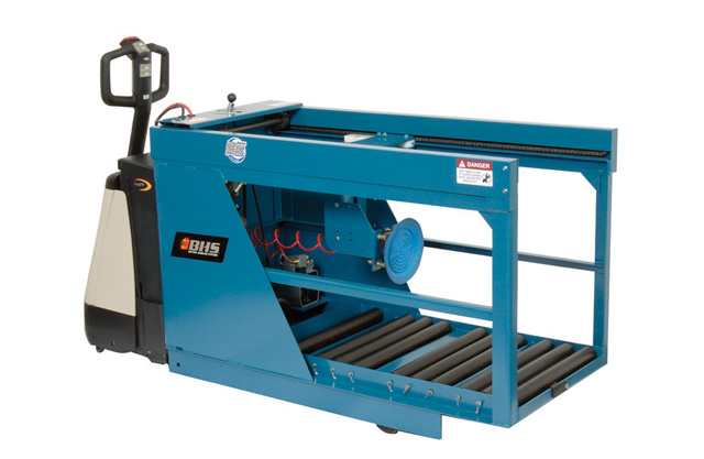 Battery Handling Equipment : Century partners with leading battery handling systems