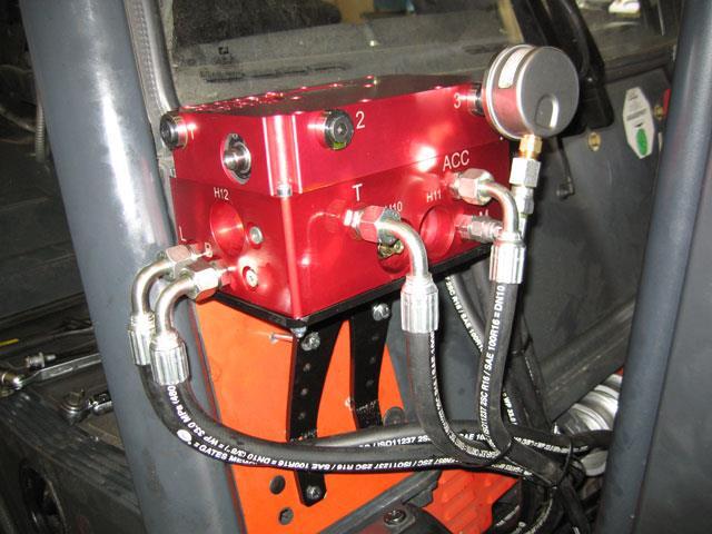 Clamp Forklift Controls : Forklift museum forkliftaction galleries