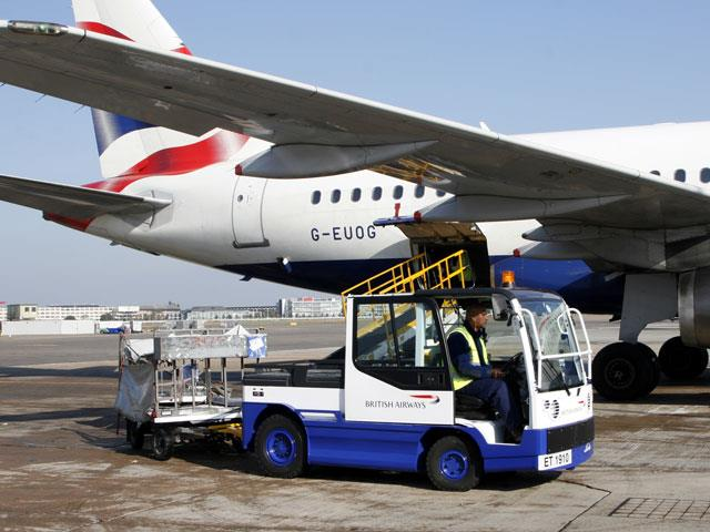 Linde modifies for British Airways challenge – NEWS ARTICLE