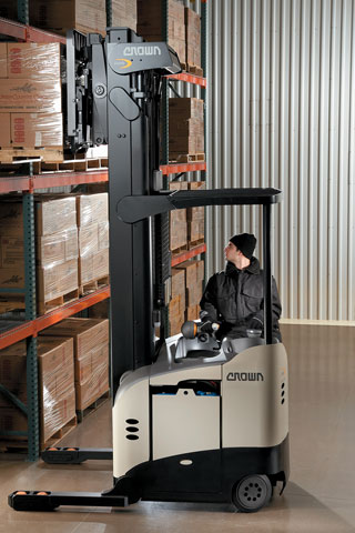 Forklifts Face Cold Harsh Reality News Article