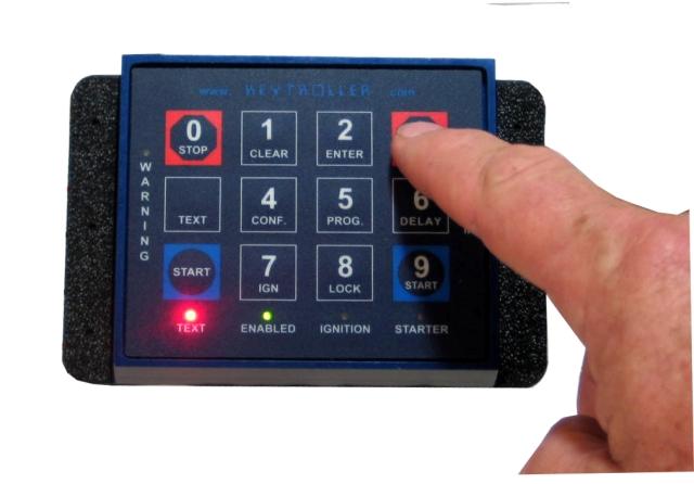 Keytroller S Start Smart Keypad Ignition System Reliable