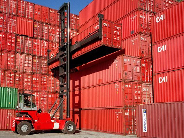 Middle East Port Buys 23 Empty Container Handlers News