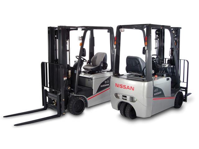 Nissan Forklift Introduces Tx Platinum Series News Article
