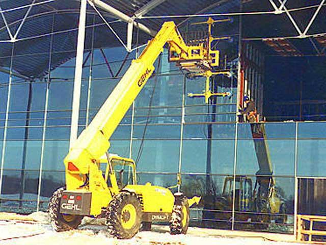 Forklift And Attachment Do Crane S Job News Article