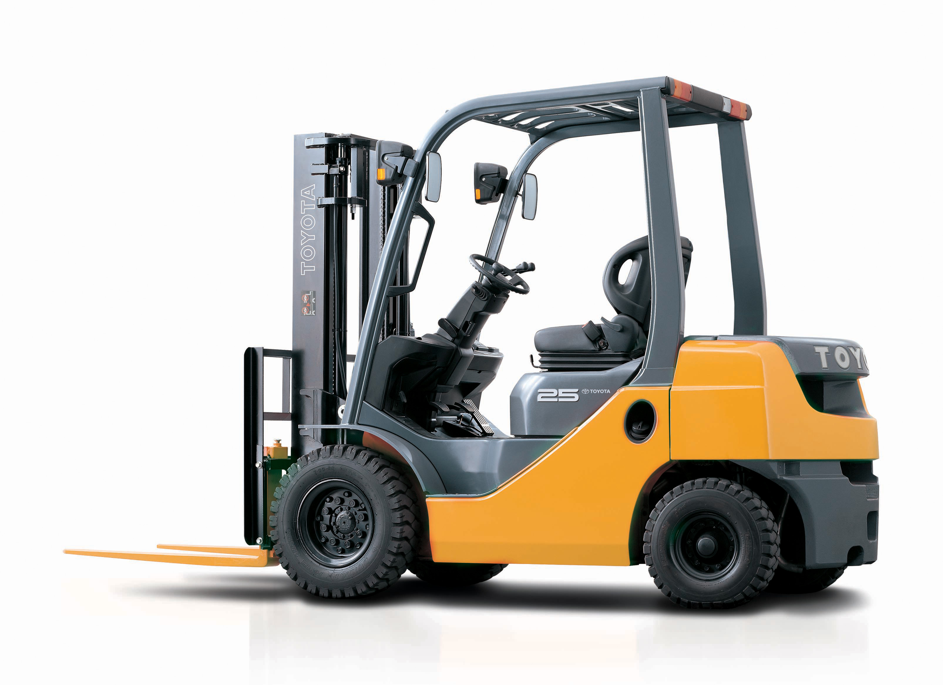 A Tree For Every Forklift News Article